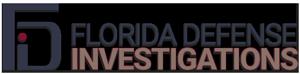 Florida Defense Investigations Logo