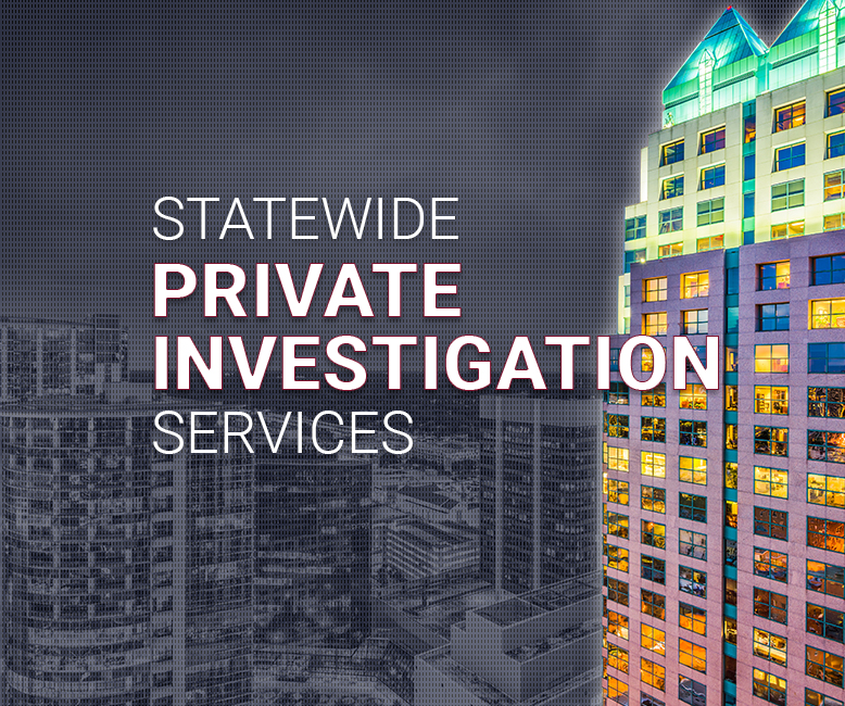 Orlando Based Private Investigation Services